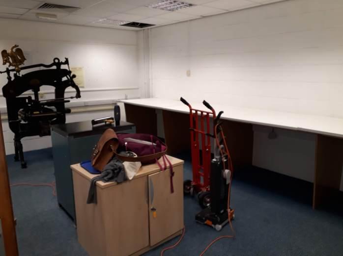New Room Empty