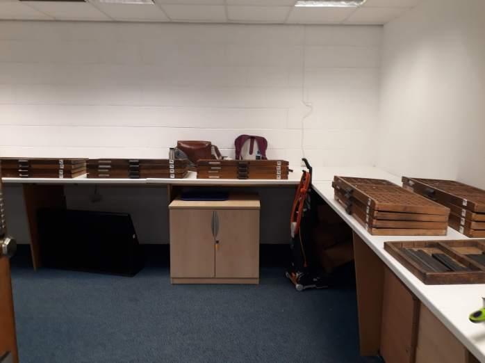 New Room Trays
